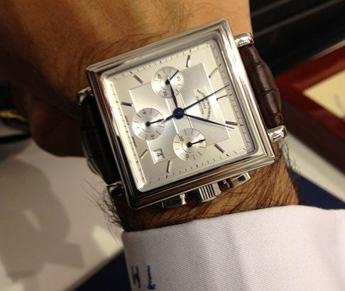 Teutonia II Quadrant Chronograph