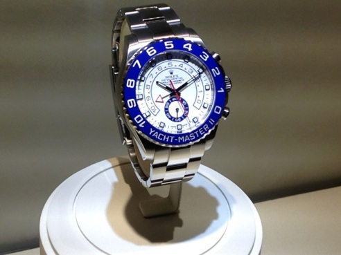 Rolex Yachtmaster II 116680